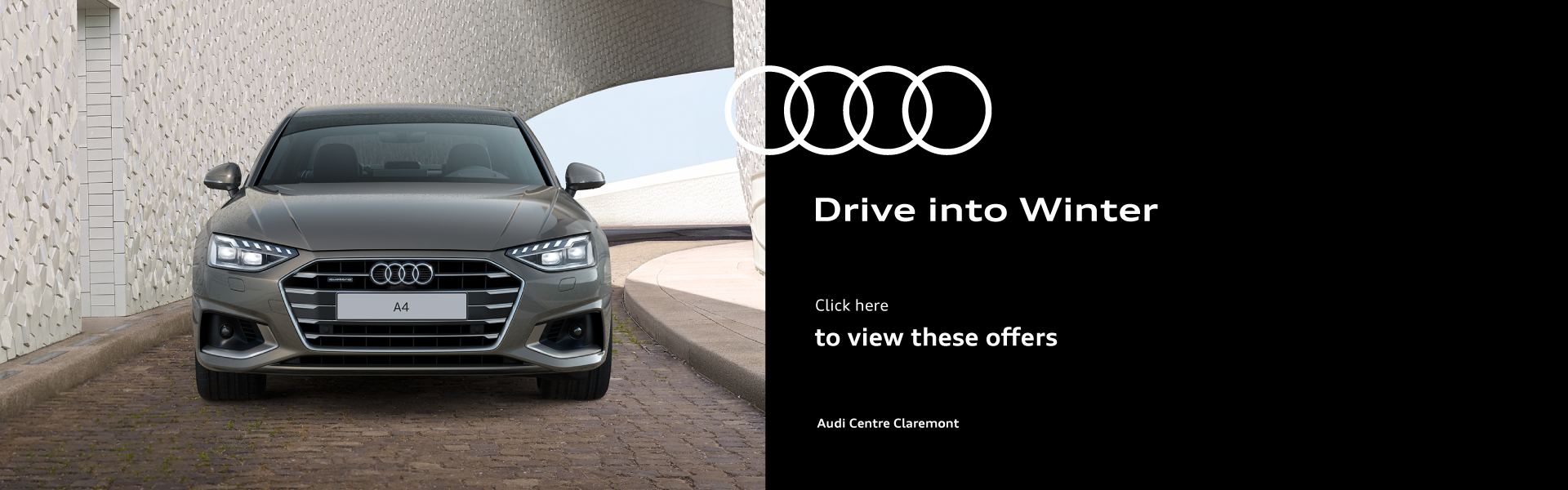 Audi Hello December Offers